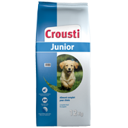 Flatazor Crousti Junior 12кг суха гранулирана храна куче Флатазор 005000 Хайгер