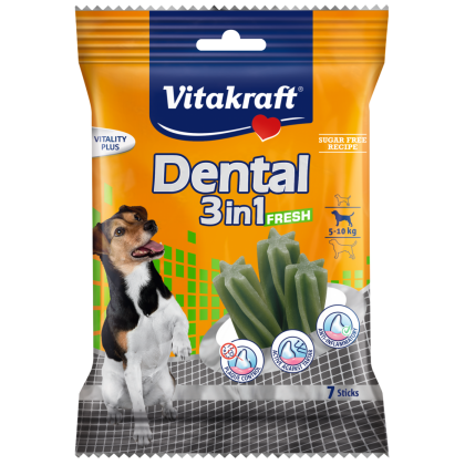 DENTAL 3-in-1 Fresh S Витакрафт 30891 Хайгер