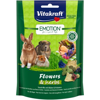 Emotion Flowers and Herbs
