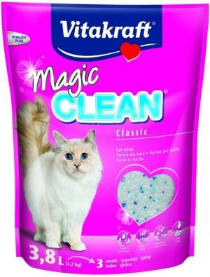 MAGIC  CLEAN  К О Т Е Ш К А   Т О А Л Е Т Н А - 3.8 л