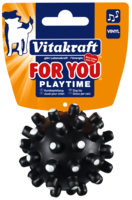Кучешки играчки - Топка мина 6.5см - Vitakraft For You