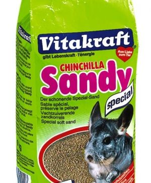 Sandy Chinchilla 1кг. - пясък чинчили Витакрафт 15010 Хайгер