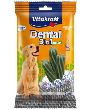 DENTAL 3-in-1 Fresh M Витакрафт 30892 Хайгер