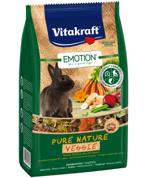 Emotion Pure Nature Veggie Витакрафт 33781 Хайгер