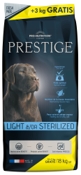 Prestige Adult LIGHT &/OR STERILIZED 15 + 3 кг
