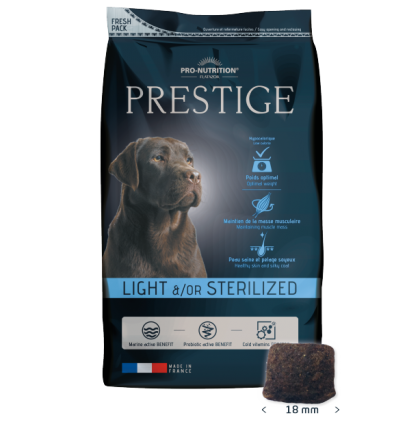 Prestige Adult LIGHT &/OR STERILIZED 3 kg